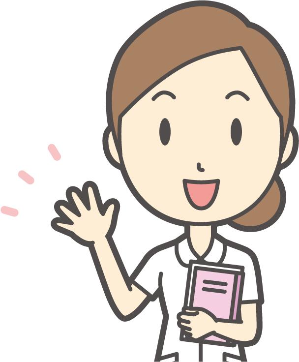 看護師の吉田です。
