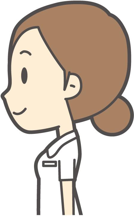 看護師の桂木です。