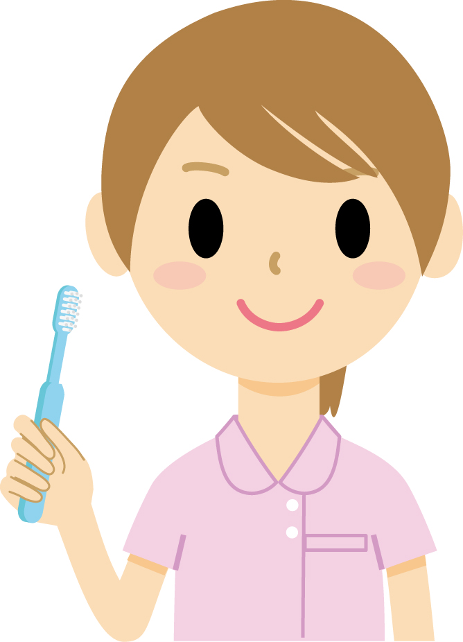歯科衛生士科の卒業生