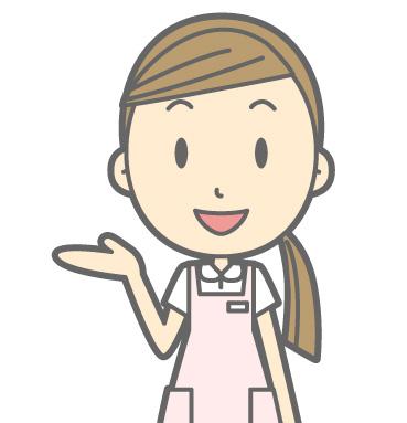 看護師の住田です。
