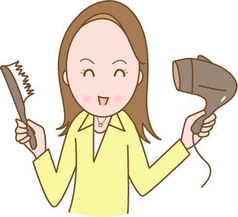 美容師の宮田です。